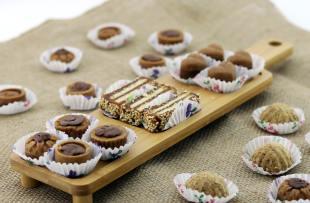 Arabic Sweets - Unsplash