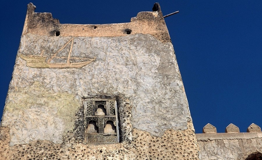 one of the old homes in dhofar 064